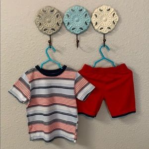 Garanimals Toddler Boys (3T) Casual Outfit
